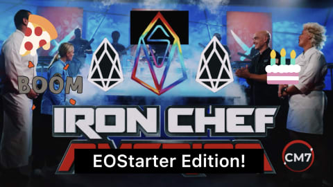 Iron Chef: EOStarter Edition