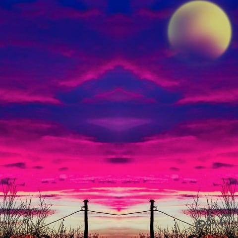 Series Utopia #4  Afterglow