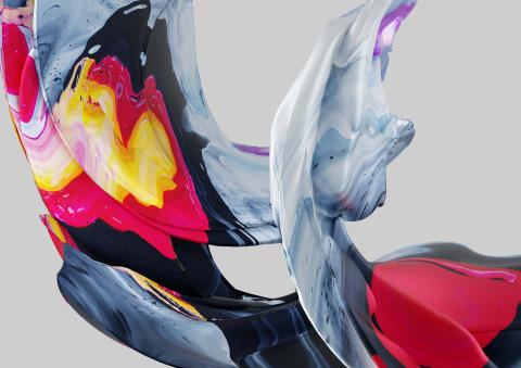 Abstract Wonderworld 004