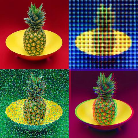 Pineapple-4 slides #1