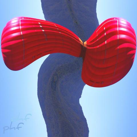 Series Fantasy #18 Balloon knots