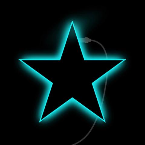 Black Star Neon 1