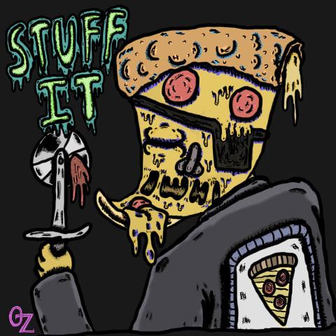 Stuffed Crust Punk