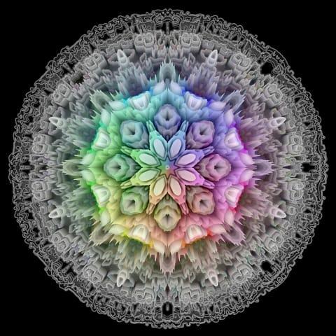 Prism Calendar