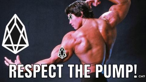 Respect the pump!