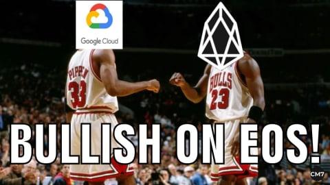 Bullish on EOS