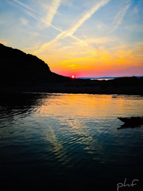 NFT Series Landscapes #11 Sunset