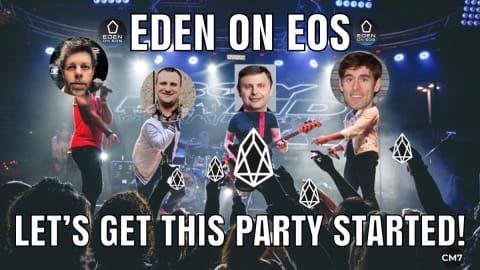 Eden on EOS (Rock Band)