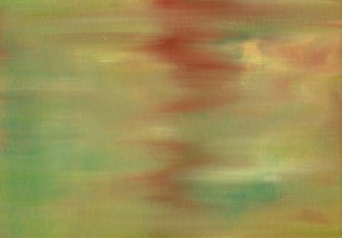 Reflexion No. 5 Abstract fine art