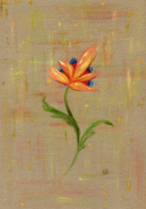 Unseen No. 12. Floral Fine Art