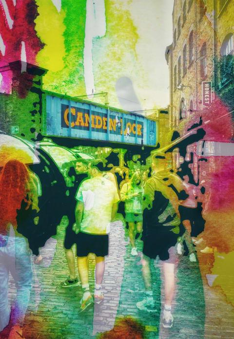 Camden colour