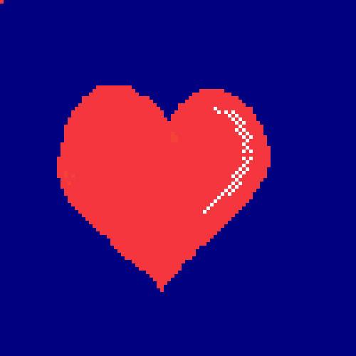Voice Heart NFT 001