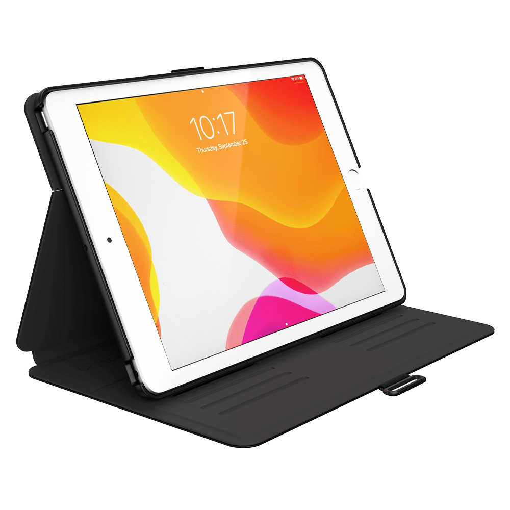 Wholesale cell phone accessory Speck - Balance Folio Case for Apple iPad 10.2 - Black
