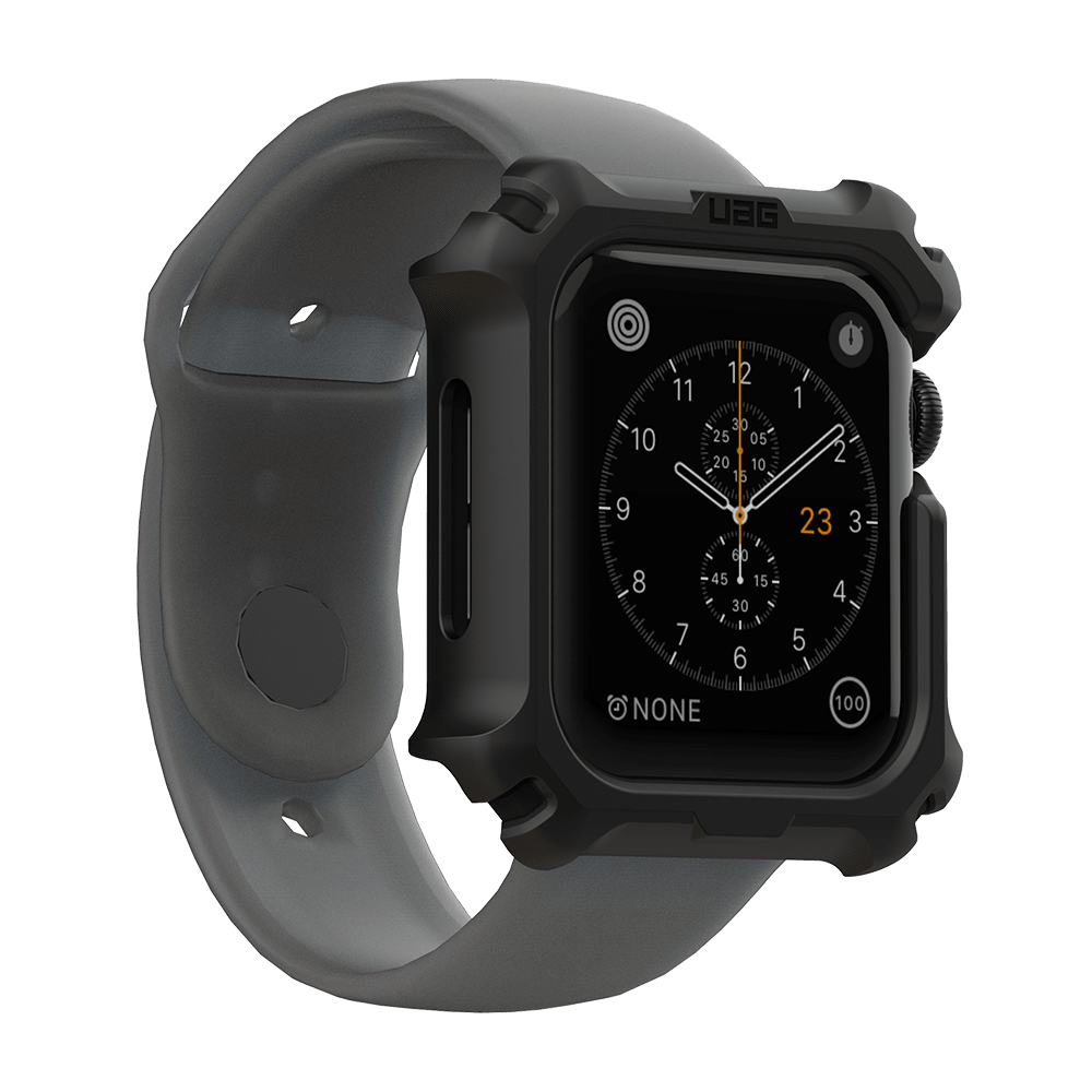 Wholesale cell phone accessory Urban Armor Gear (UAG) - Watch Case for Apple Watch 44mm - Black