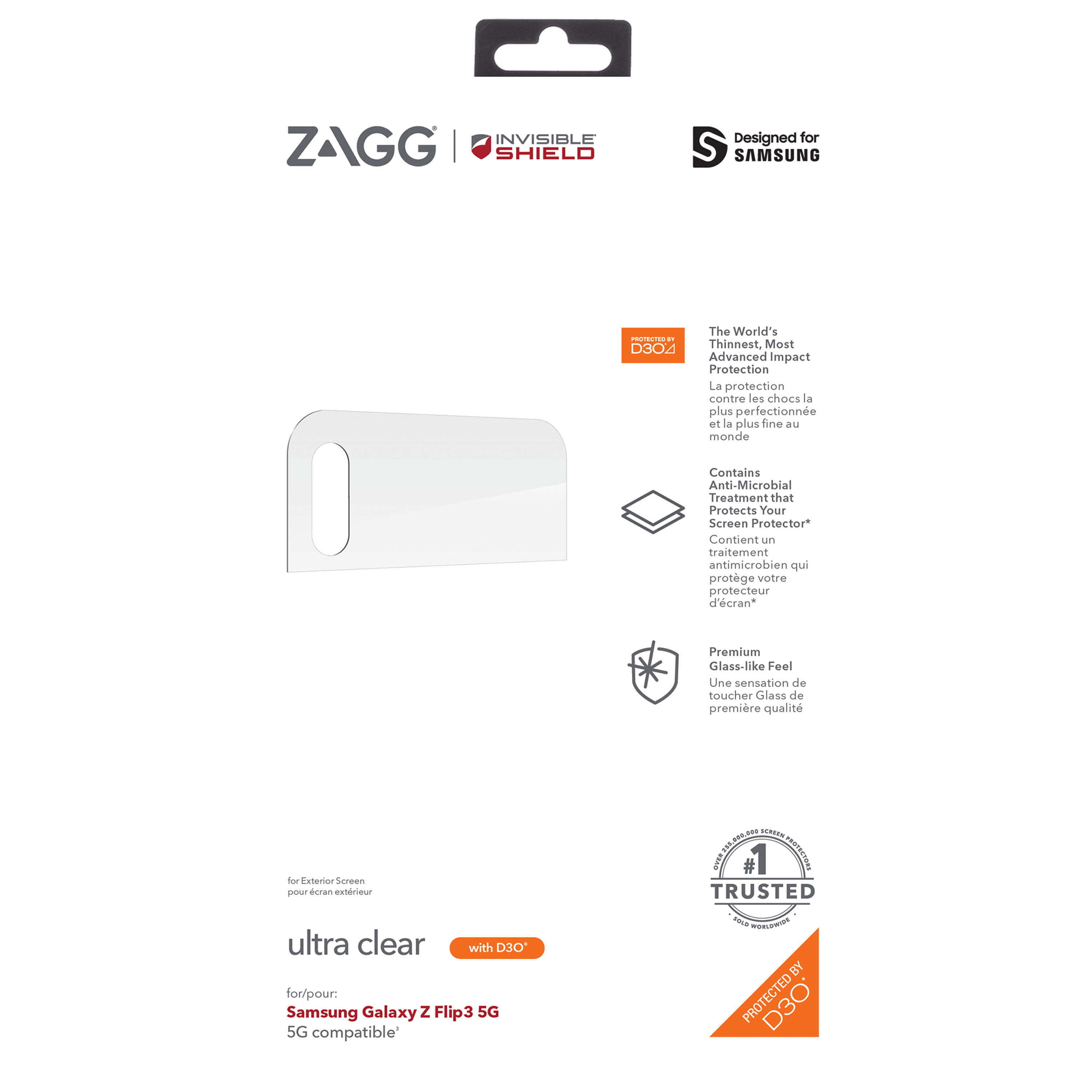 wholesale cellphone accessories ZAGG INVISIBLESHIELD ULTRA CLEAR SCREEN PROTECTORS