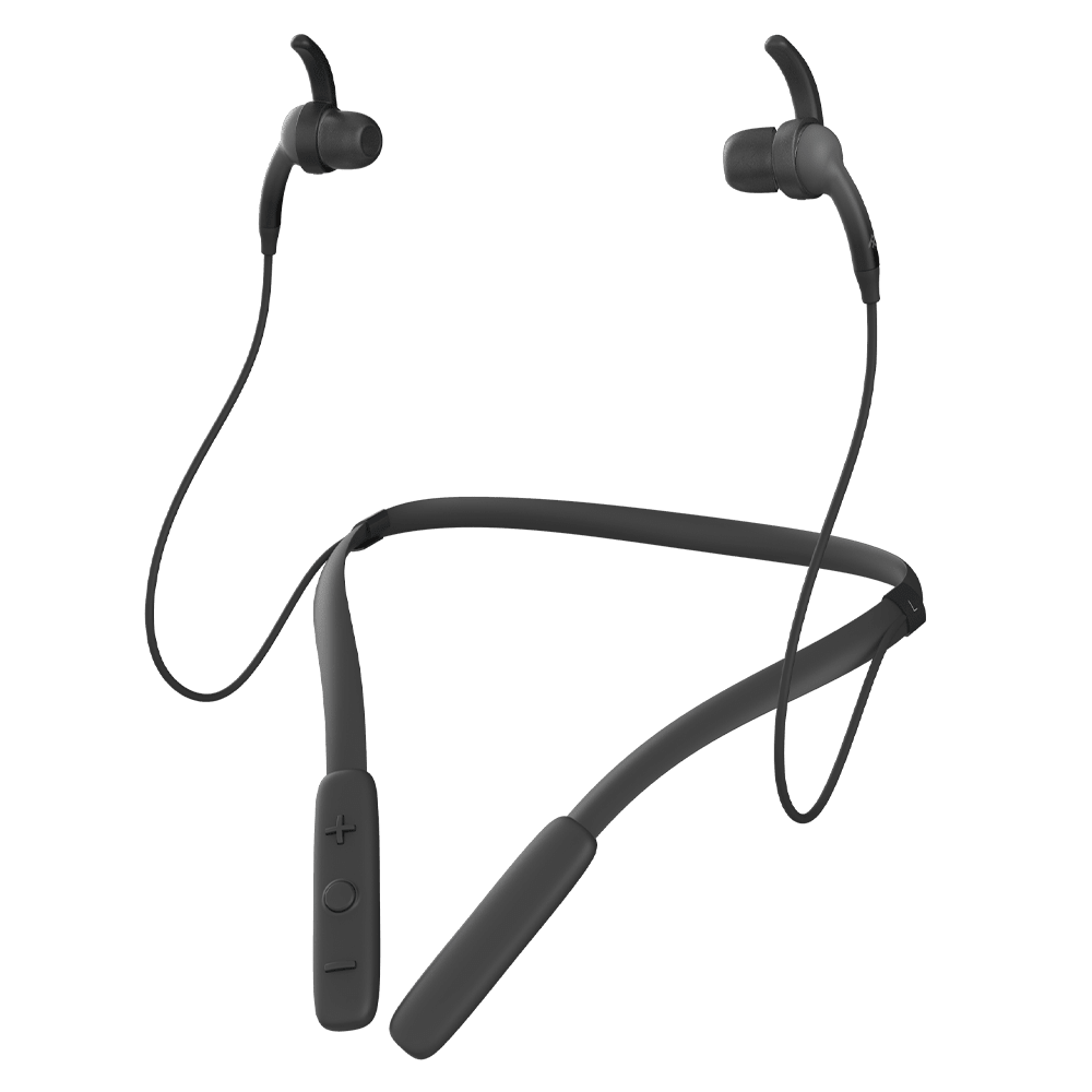 Wholesale cell phone accessory iFrogz - Flex Force 2 In Ear Bluetooth Headphones - Black and
