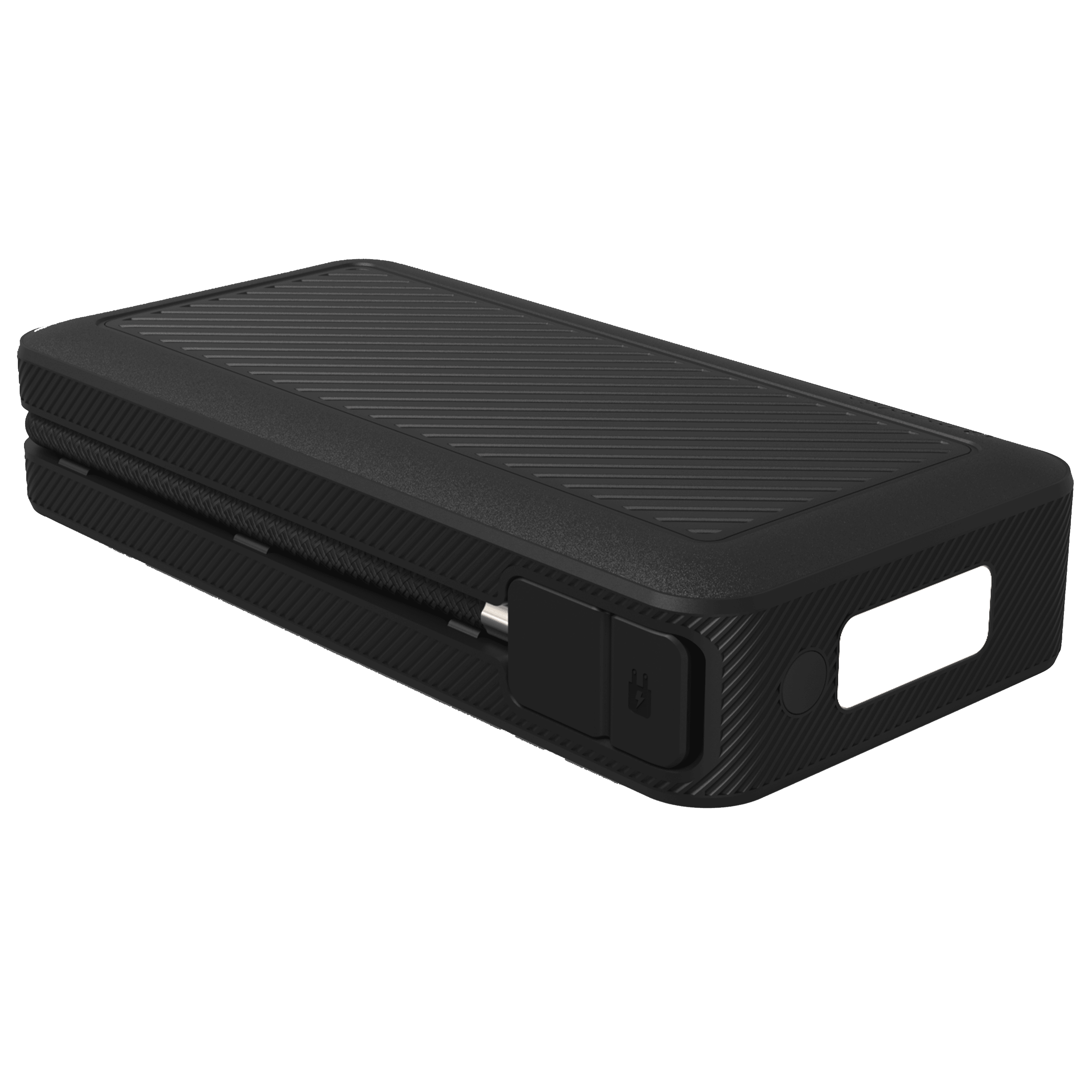 Wholesale cell phone accessory mophie - Powerstation Go Rugged AIR Power Bank - Black