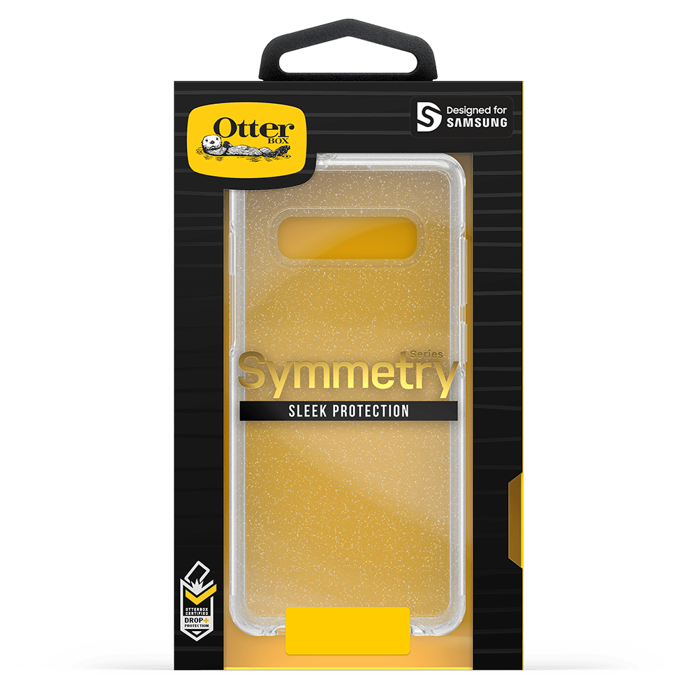 Wholesale cell phone accessory OtterBox - Symmetry Clear Case for Samsung Galaxy S10 Plus  -