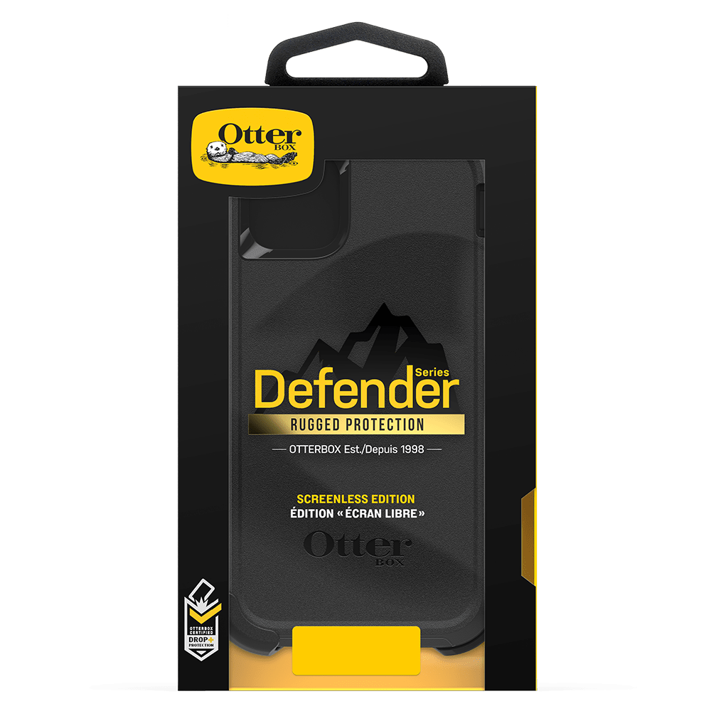 Wholesale cell phone accessory OtterBox - Defender Case for Apple iPhone 11 Pro Max - Black