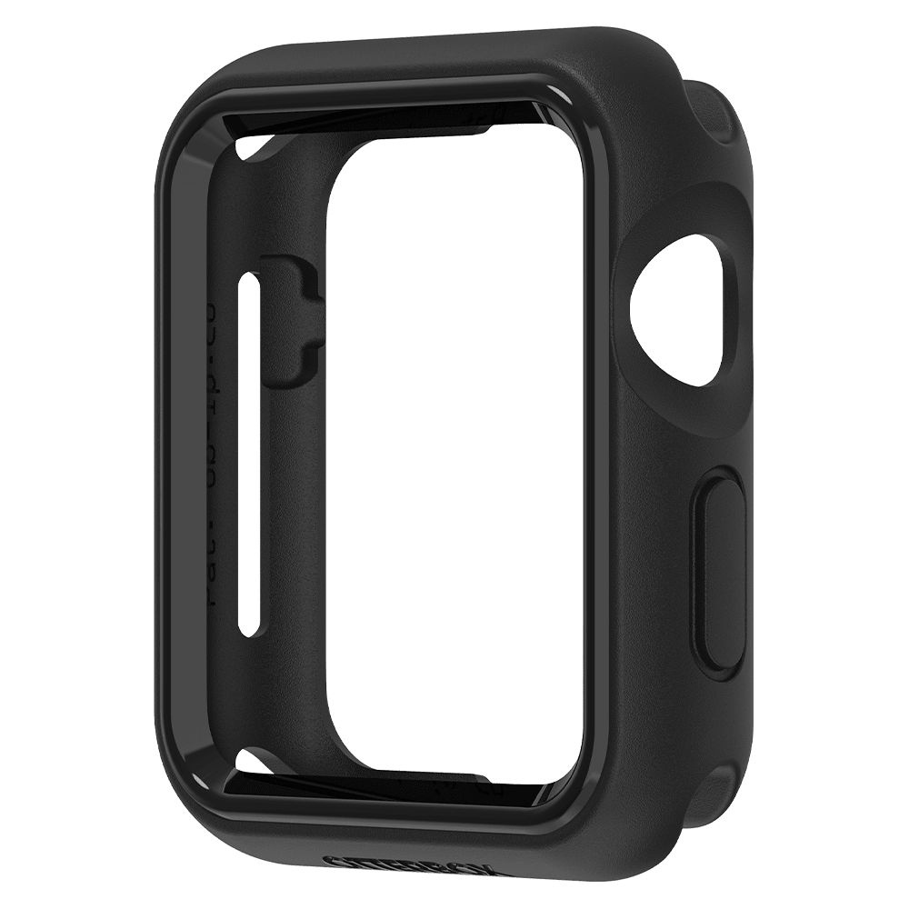 Wholesale cell phone accessory OtterBox - EXO EDGE Case for Apple Watch 42mm - Black