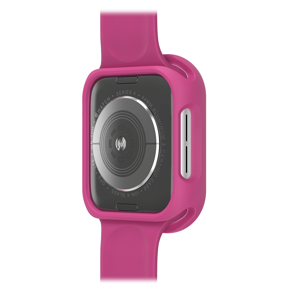 Wholesale cell phone accessory OtterBox - EXO EDGE Case for Apple Watch 44mm - Beet Juice