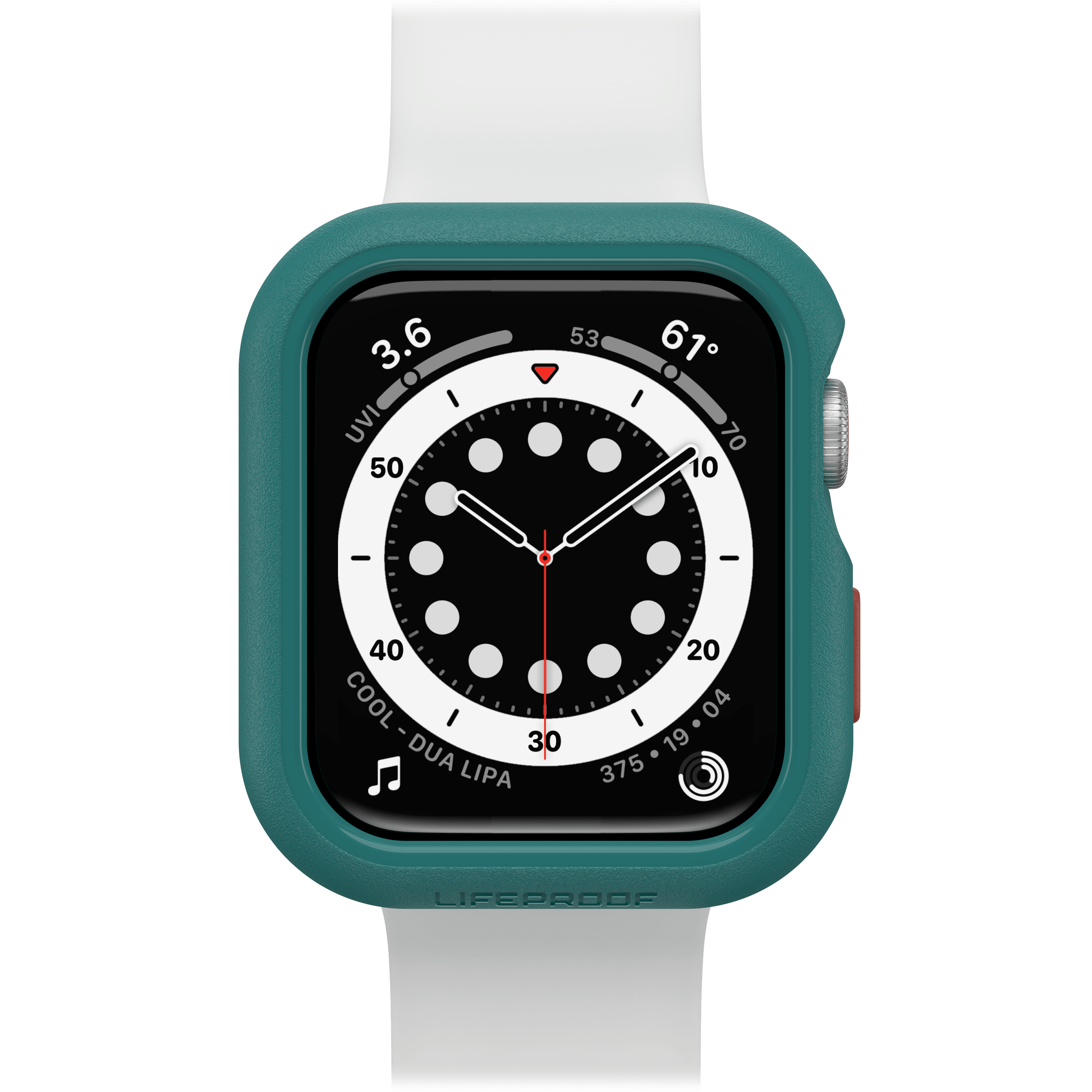 Wholesale cell phone accessory LifeProof - Bumper Case for Apple Watch 44mm - Down Under