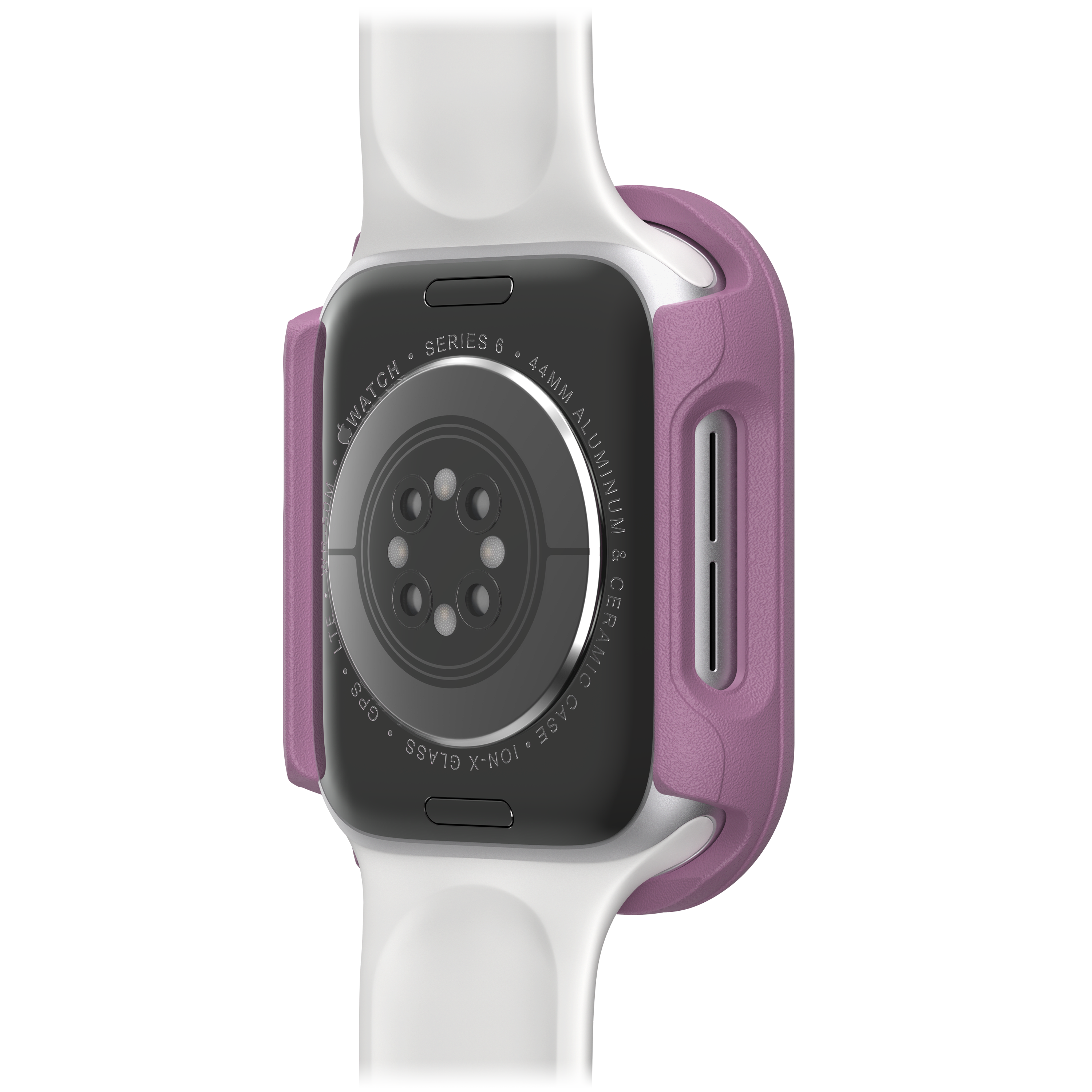 Wholesale cell phone accessory LifeProof - Bumper Case for Apple Watch 44mm - Sea Urchin