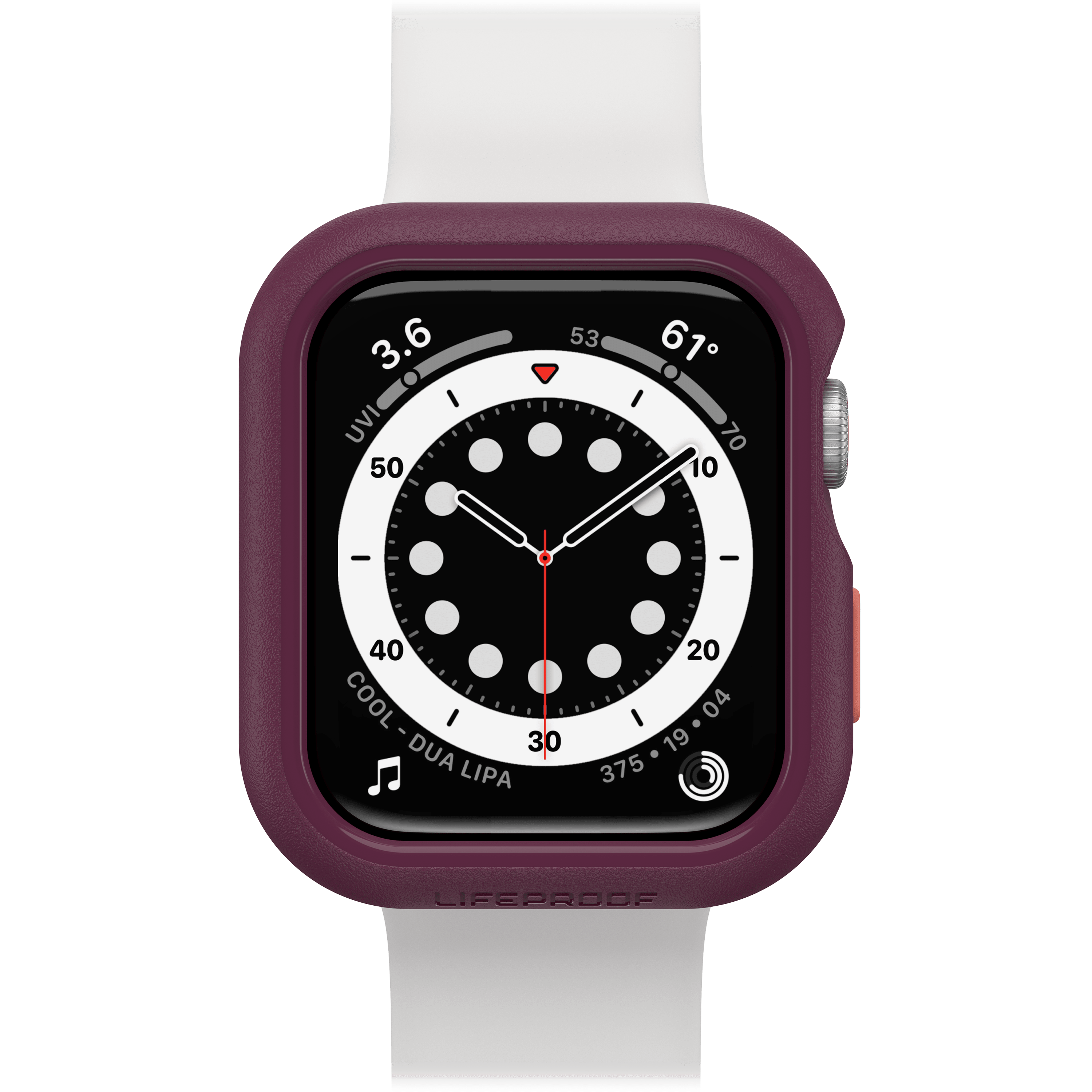 Wholesale cell phone accessory LifeProof - Bumper Case for Apple Watch 44mm - Lets Cuddlefish