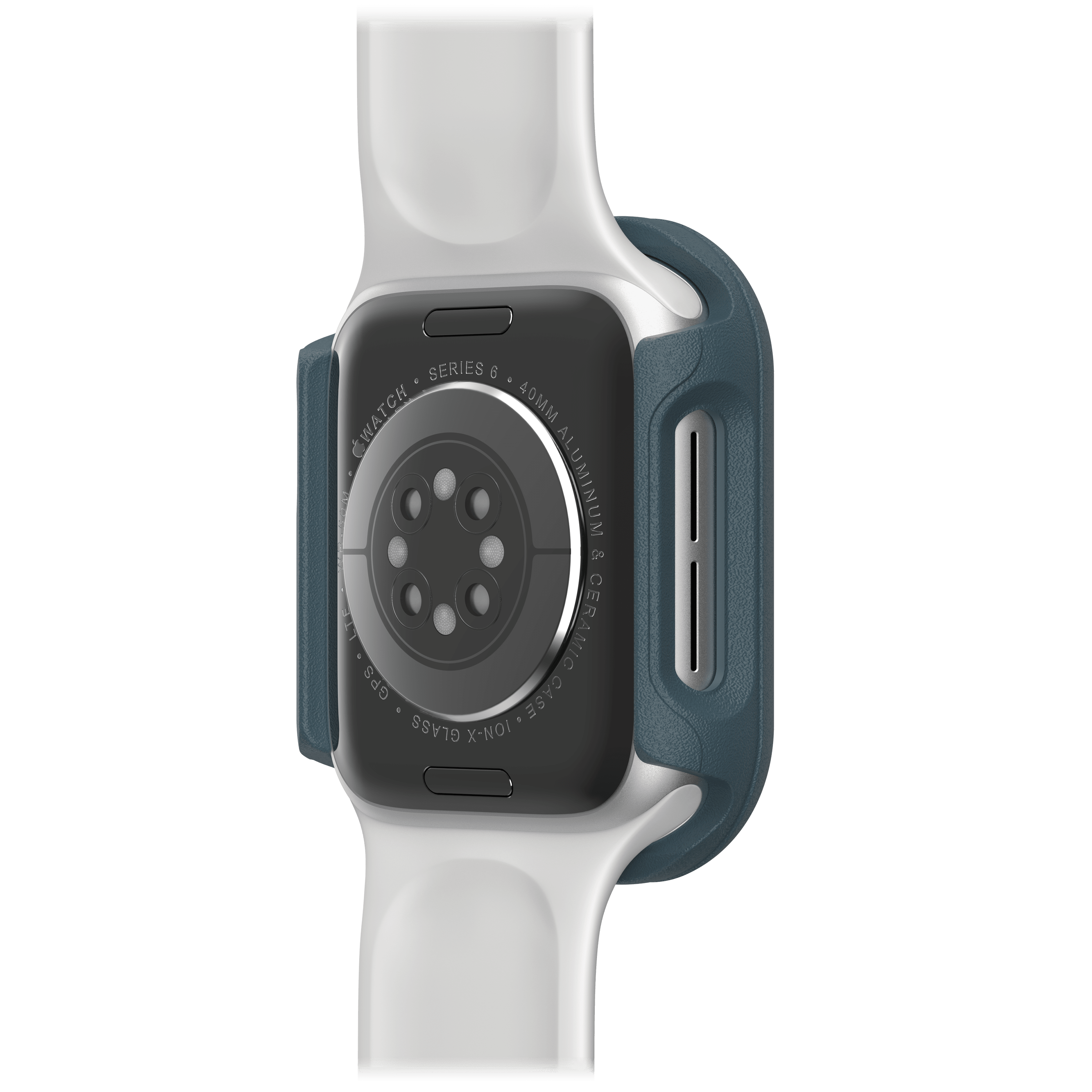 Wholesale cell phone accessory LifeProof - Bumper Case for Apple Watch 40mm - Neptune