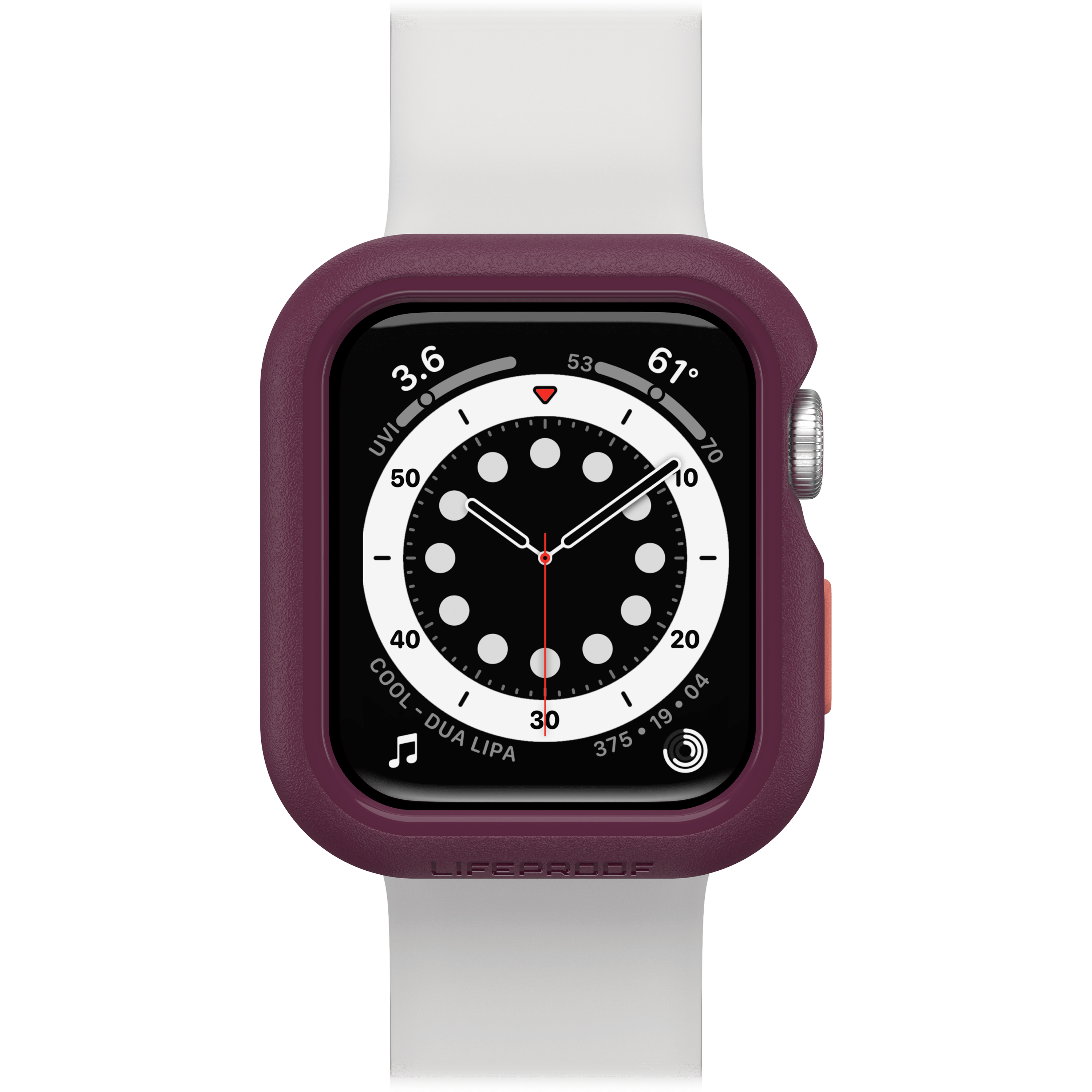 Wholesale cell phone accessory LifeProof - Bumper Case for Apple Watch 40mm - Lets Cuddlefish