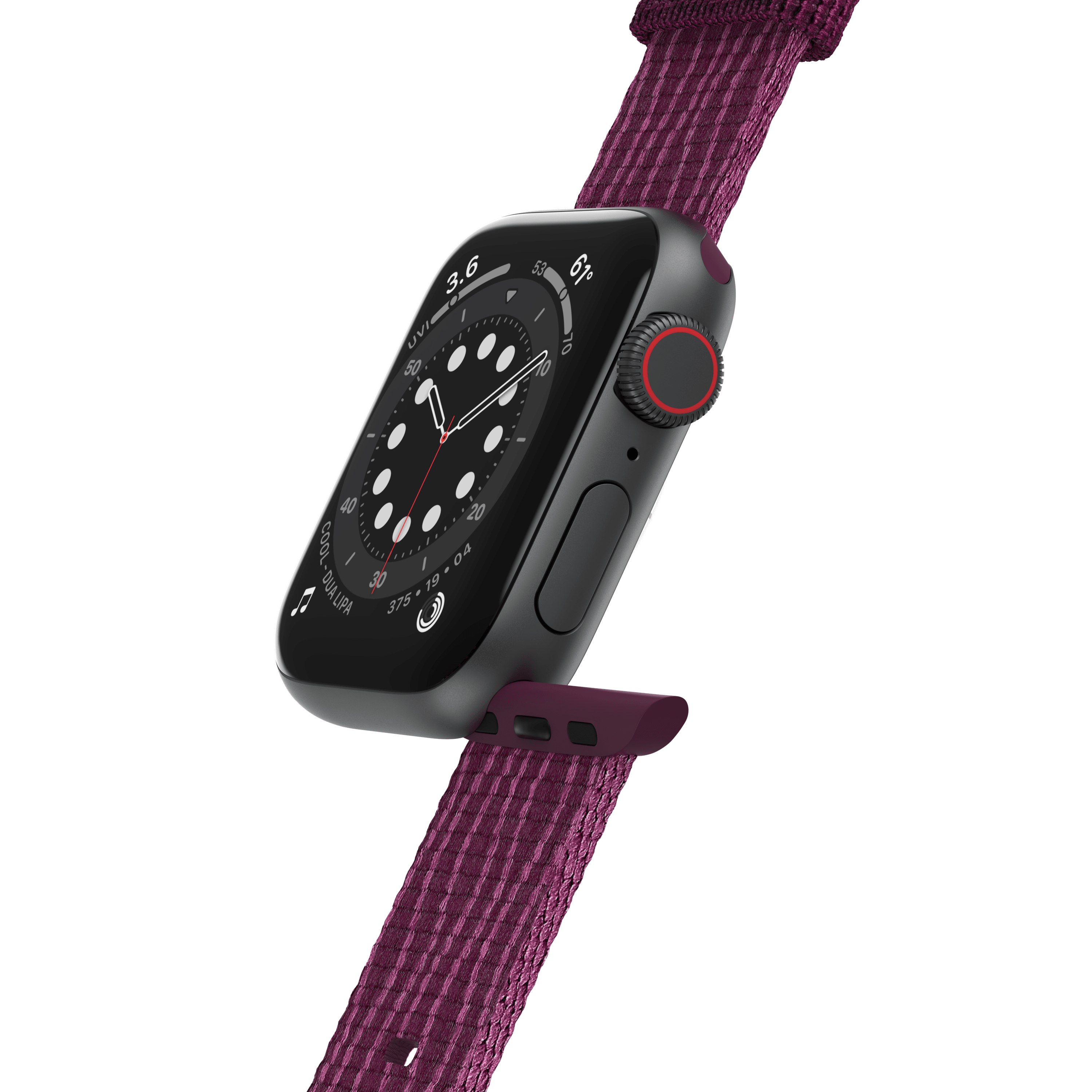 Wholesale cell phone accessory LifeProof - Watchband for Apple Watch 38mm  /  40mm - Cuttle