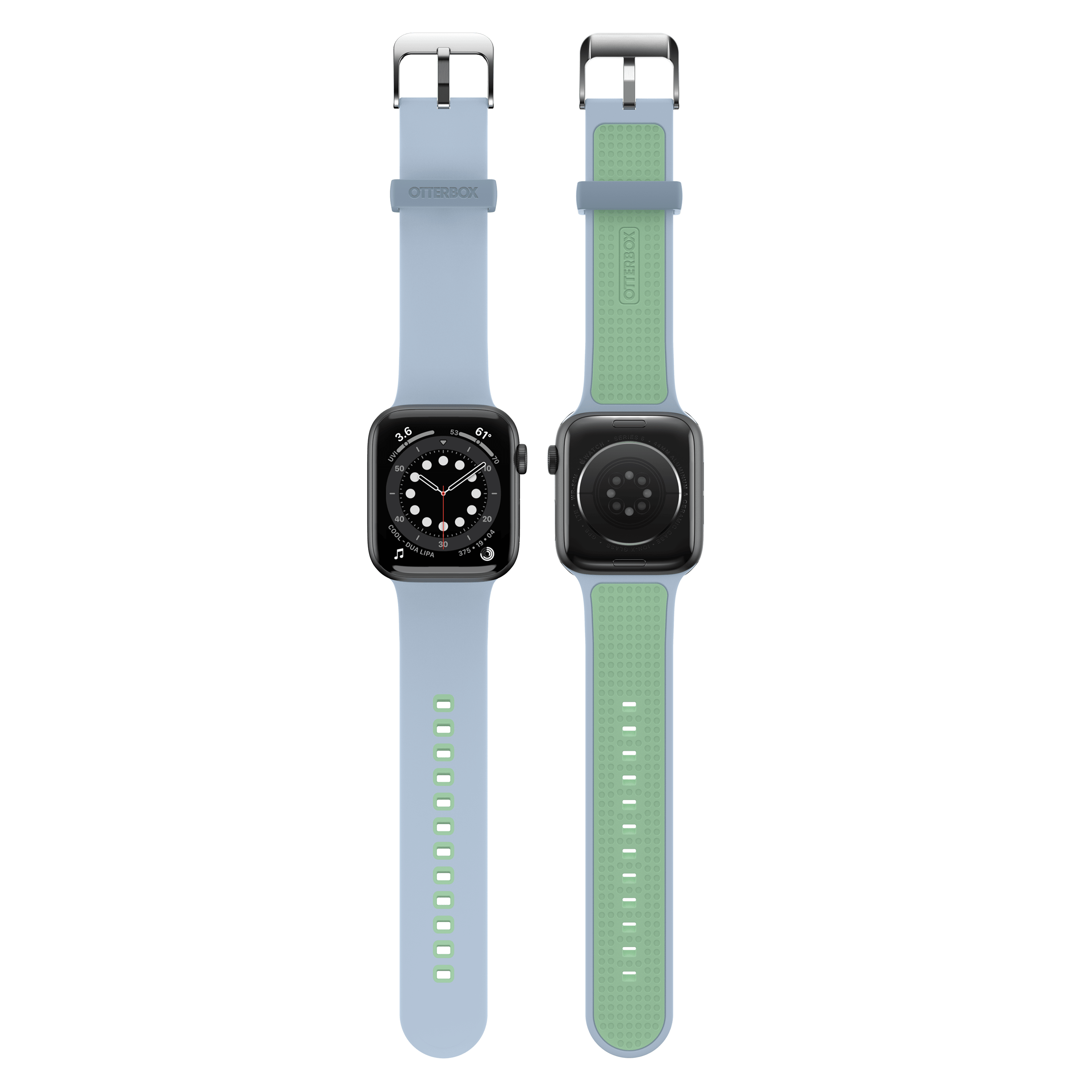 Wholesale cell phone accessory OtterBox - Watchband for Apple Watch 42mm  /  44mm - Fresh Dew