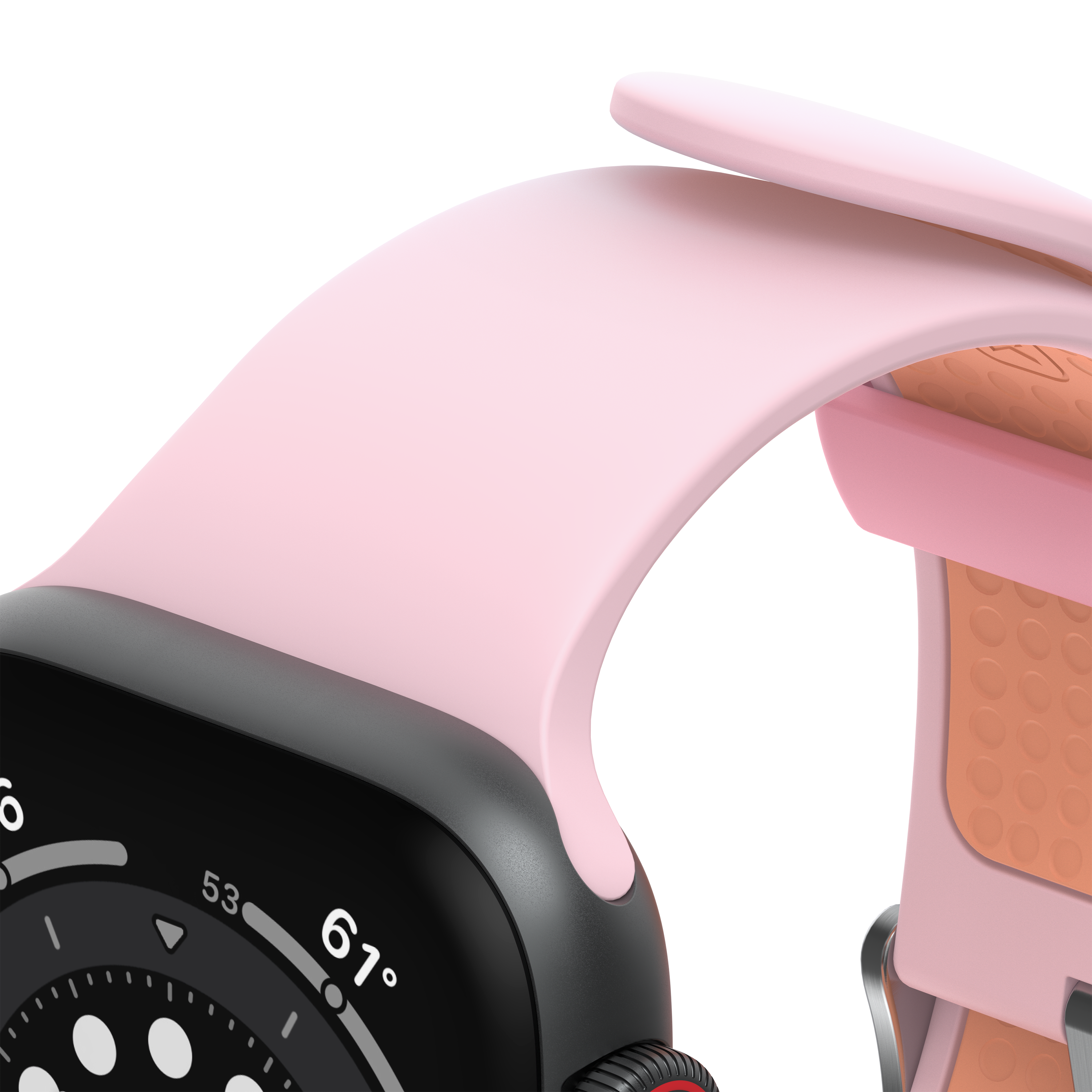 Wholesale cell phone accessory OtterBox - Watchband for Apple Watch 42mm  /  44mm - Pinky Promise