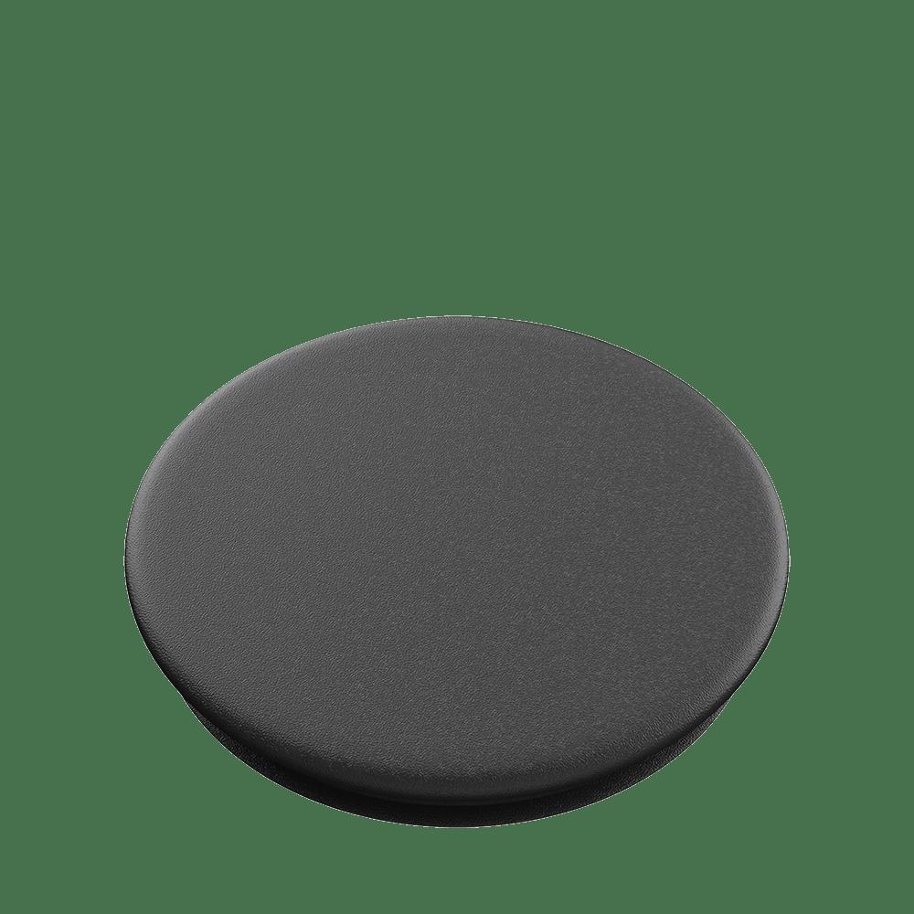 Wholesale cell phone accessory PopSockets - PopGrip Premium - Aluminum Black