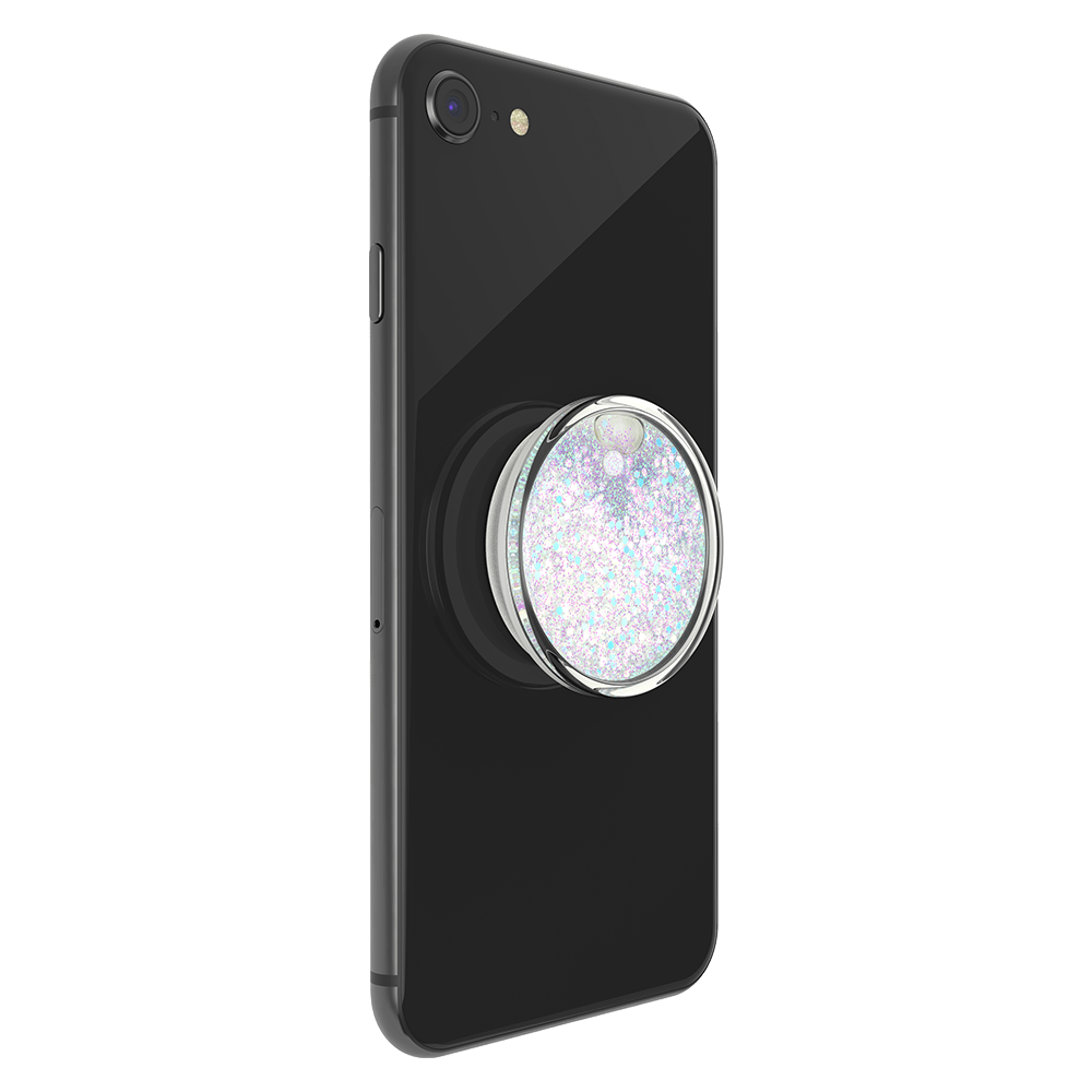Wholesale cell phone accessory PopSockets - PopGrip Luxe - Tidepool Halo White