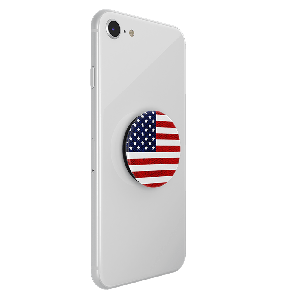 Wholesale cell phone accessory PopSockets - PopGrip - Vintage American Flag