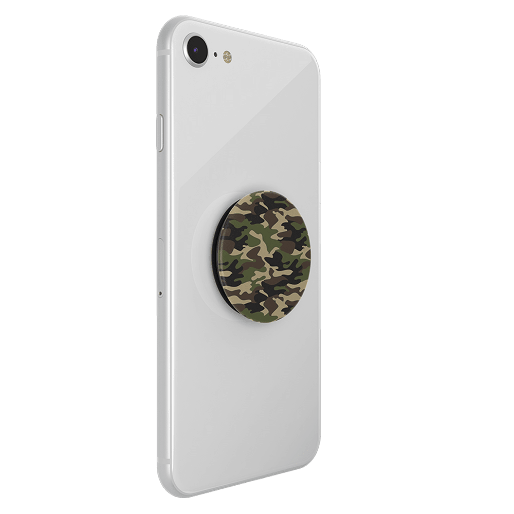 Wholesale cell phone accessory PopSockets - PopGrip - Woodland Camo