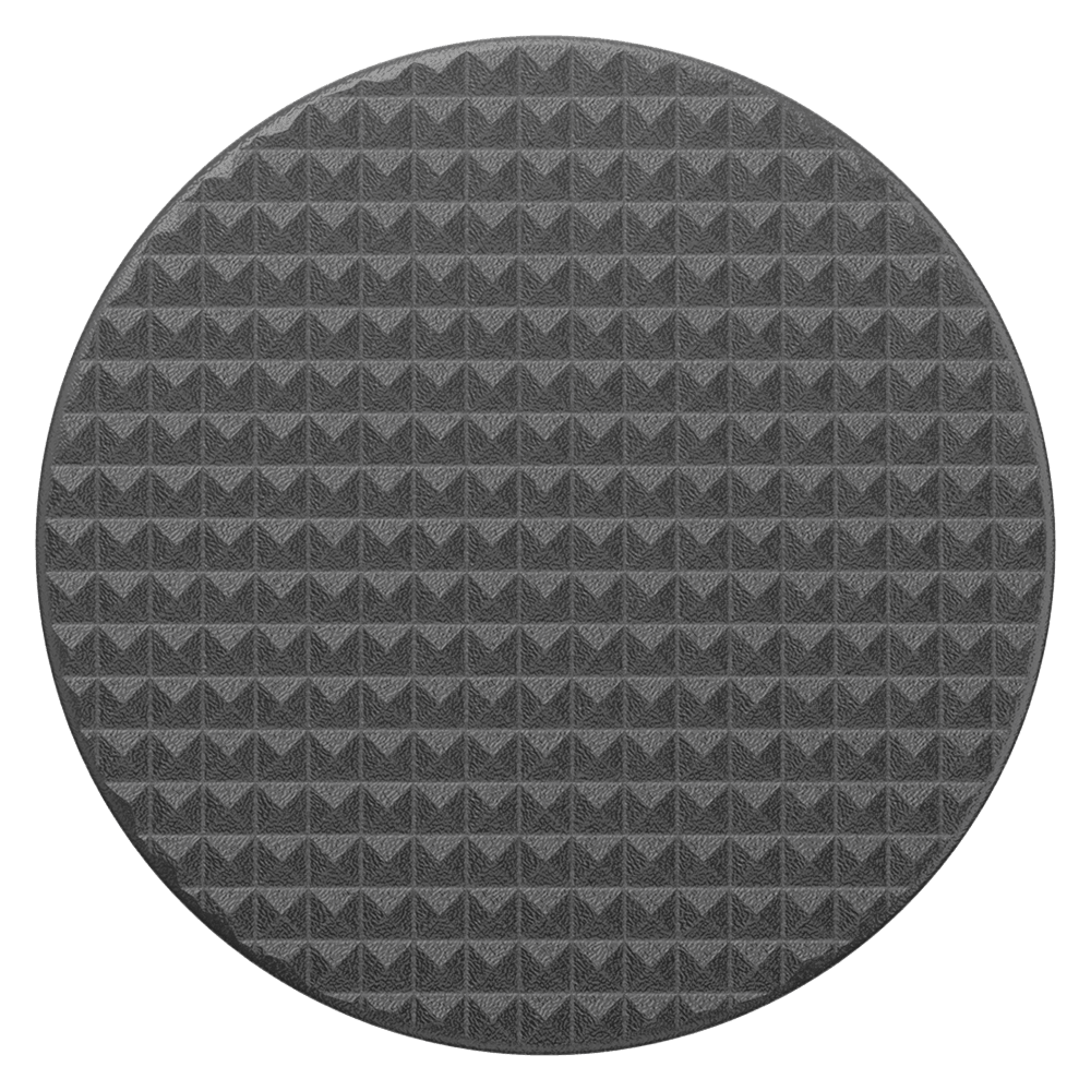 Wholesale cell phone accessory PopSockets - PopGrip - Knurled Texture Black