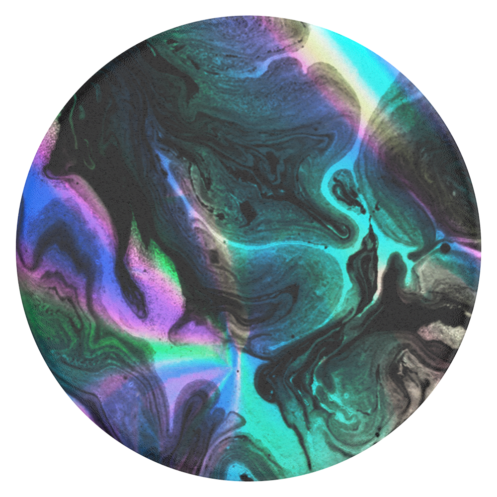 Wholesale cell phone accessory PopSockets - PopGrip - Oil Agate