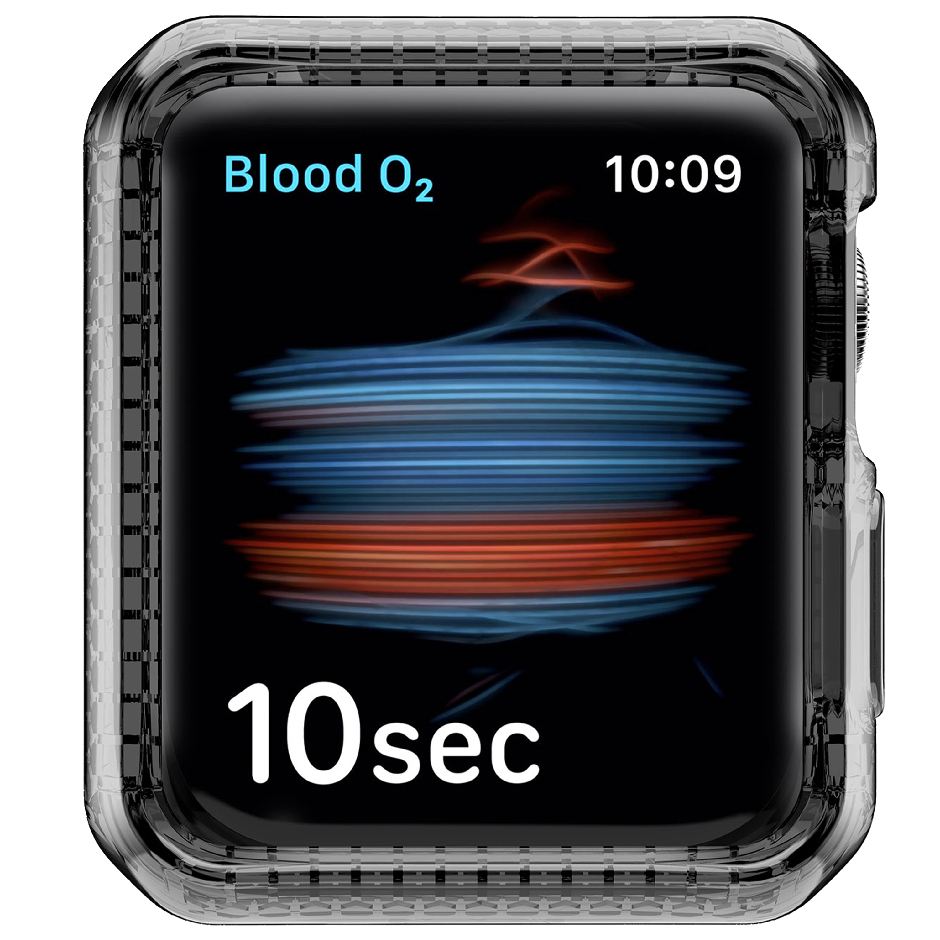 Wholesale cell phone accessory ITSKINS - Spectrum Clear Bumper Case 2 Pack for Apple Watch