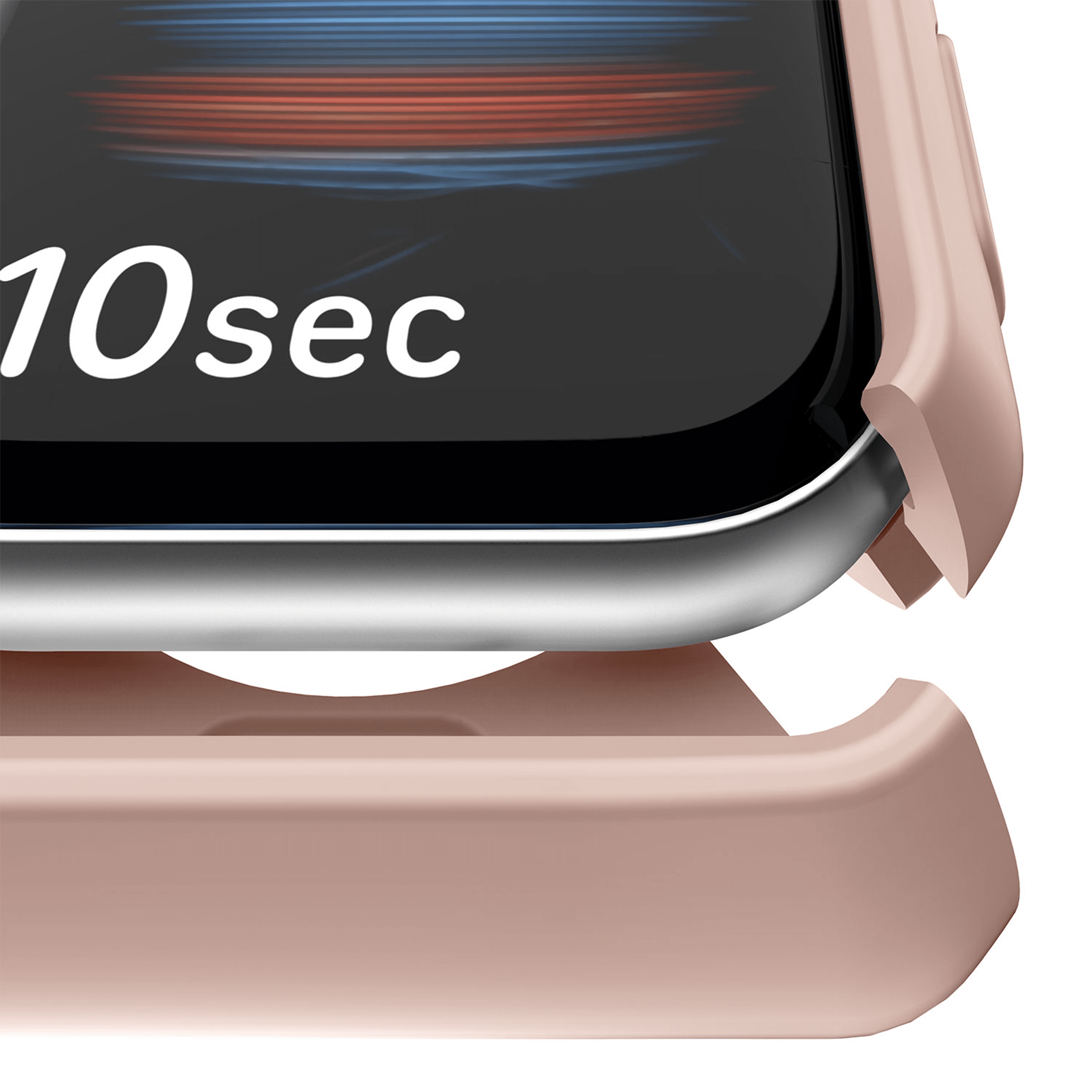 Wholesale cell phone accessory ITSKINS - Spectrum Solid Bumper Case 2 Pack for Apple Watch