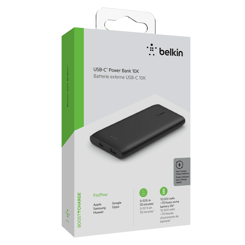 Wholesale cell phone accessory Belkin - Boost Up Charge Portable Power Bank 10,000 mAh for