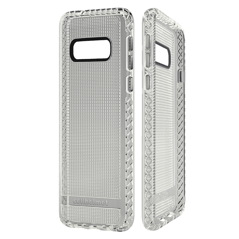 Wholesale cell phone accessory cellhelmet - Altitude X Case for Samsung Galaxy S10 Plus - Clear