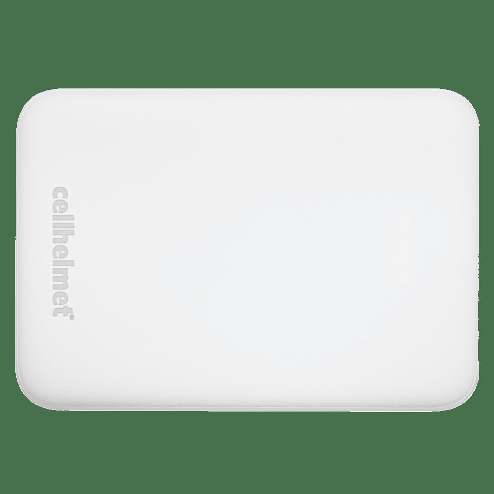 Wholesale cell phone accessory cellhelmet - Dual Port Power Bank 10,000 mAh - White