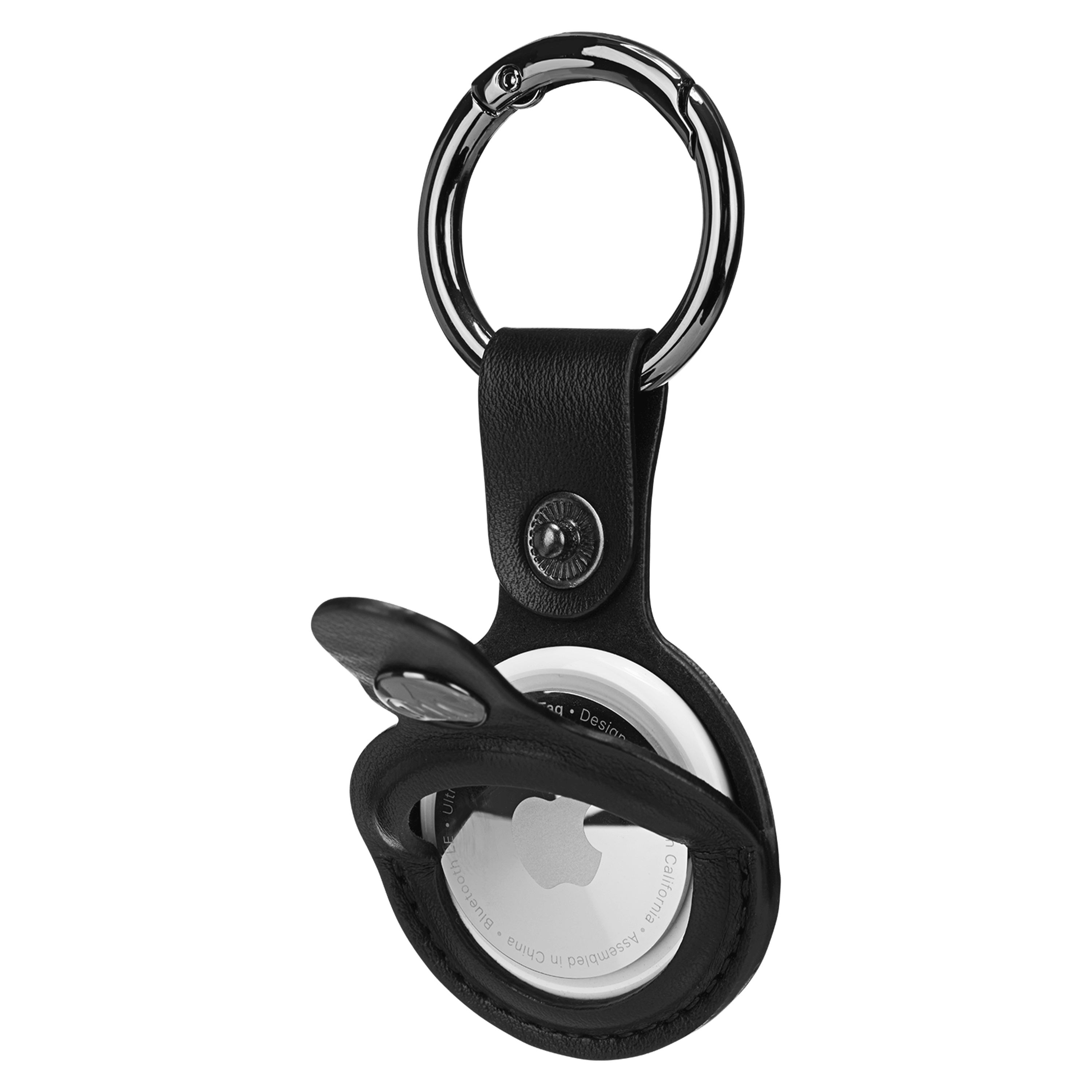 Wholesale cell phone accessory Case-Mate - Keychain Case for Apple AirTag - Black