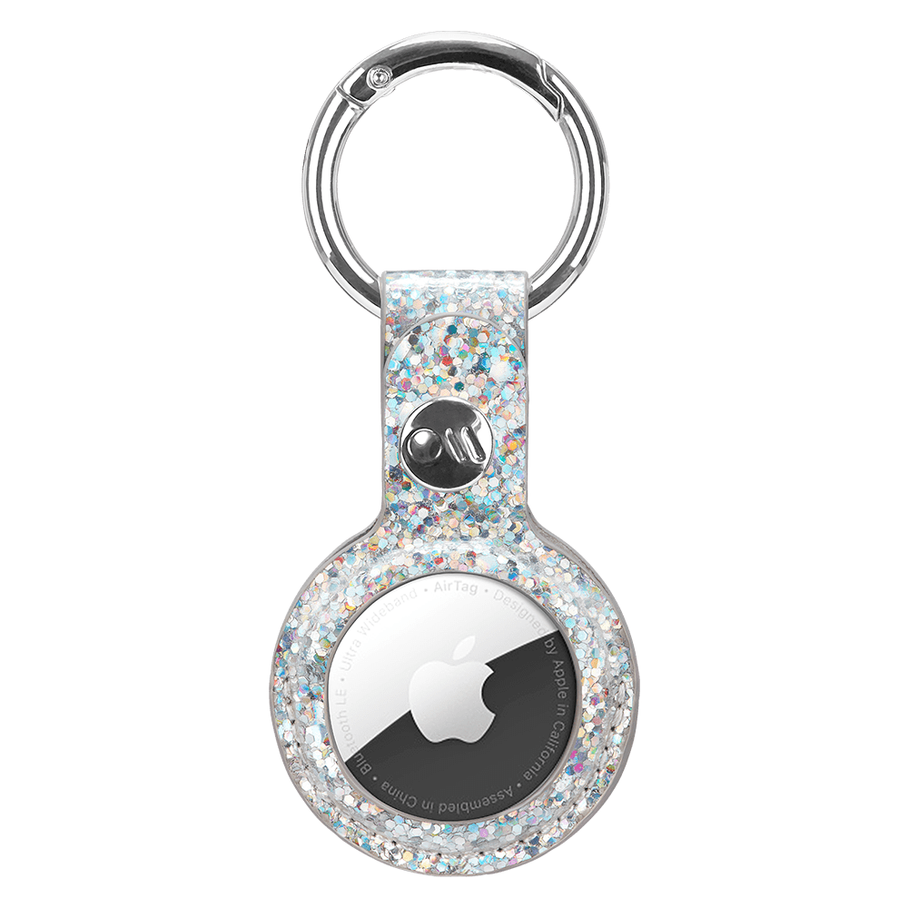 Wholesale cell phone accessory Case-Mate - Keychain Case for Apple AirTag - Sparkle