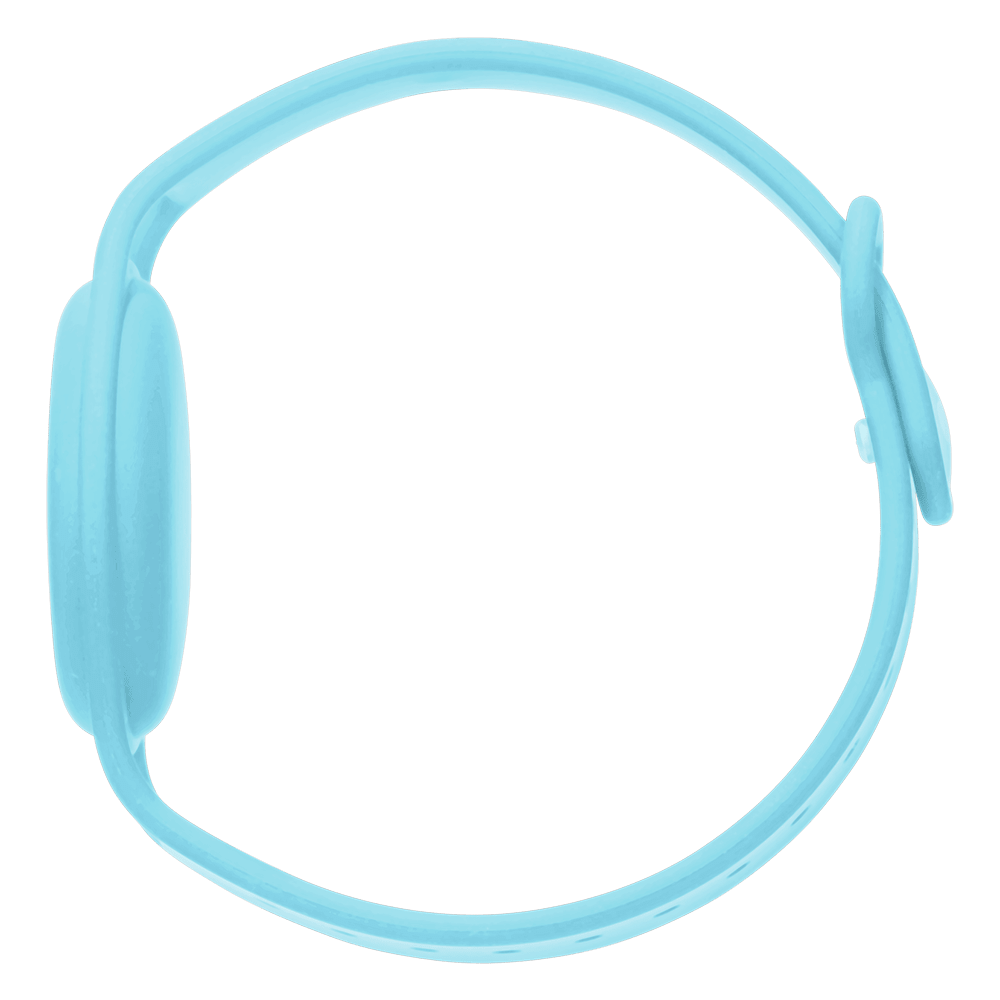 Wholesale cell phone accessory Case-Mate - Kids Bracelet Holder for Apple AirTag - Blue