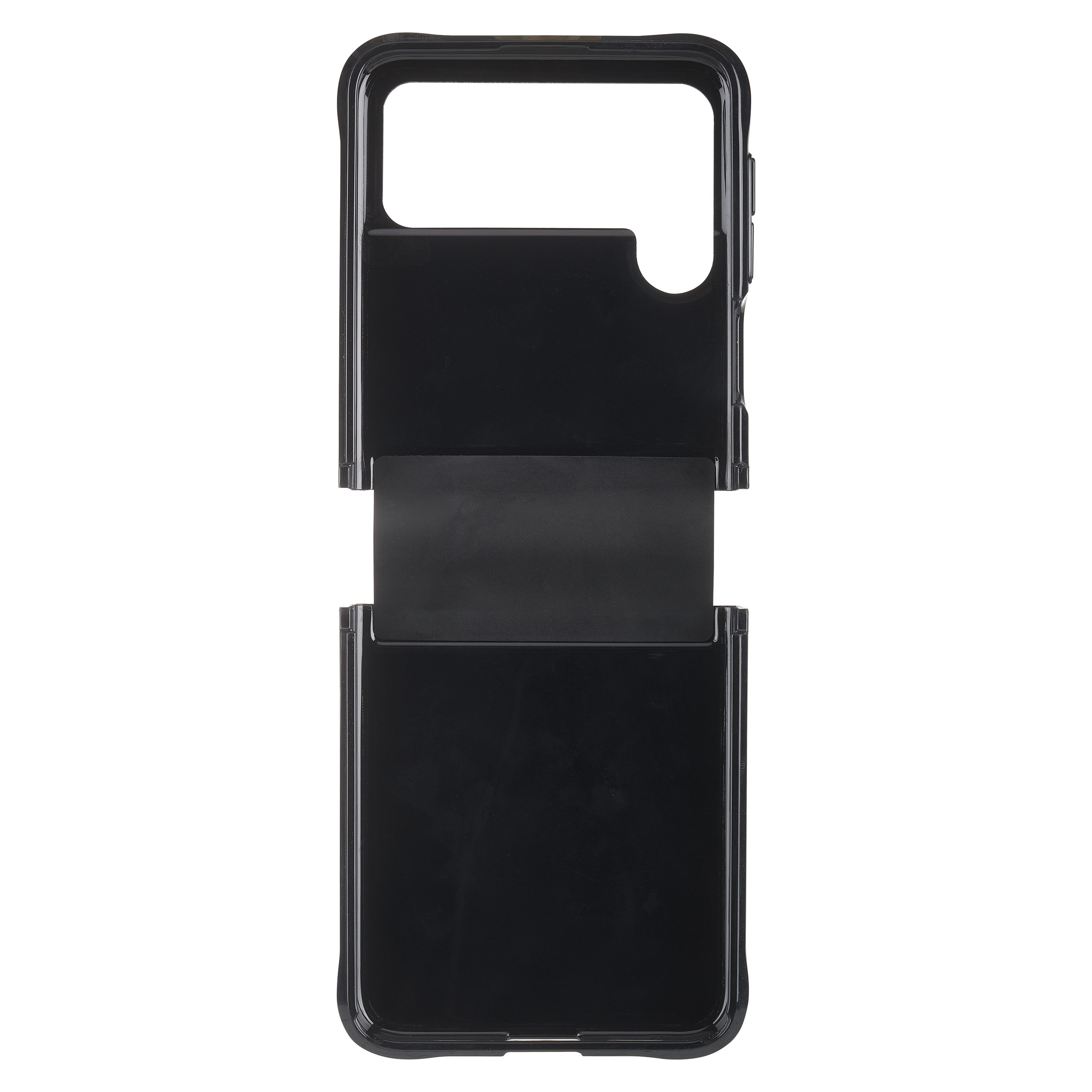 Wholesale cell phone accessory Case-Mate - Tough Case for Samsung Galaxy Z Flip3 5G - Black