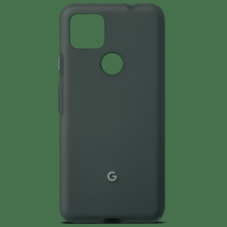 Google - Pixel Case for Google Pixel 5a 5G - Black Moss