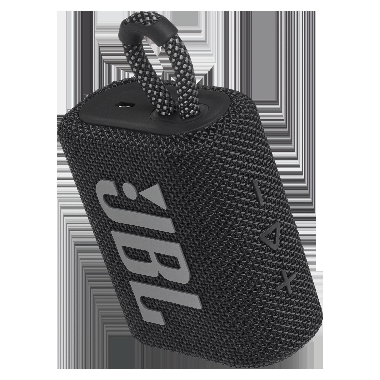 Wholesale cell phone accessory JBL - Go 3 Waterproof Bluetooth Speaker - Black
